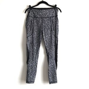 Lululemon Inspire Tight ll Suited Jacquard Size 8
